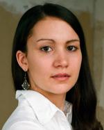 Portrait von Nina Arnold