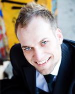 Portrait von Tobias Weißenfels